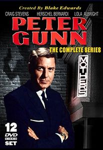 Peter Gunn: The Complete Series , Craig Stevens