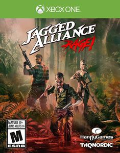 Jagged Allinace: Rage for Xbox One