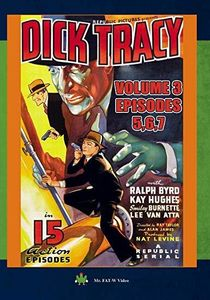 Dick Tracy, Vol. 3