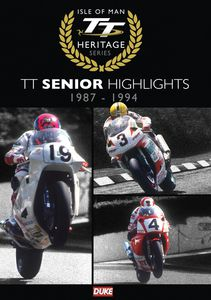 TT Senior Highlights 1987-1994