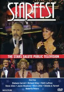 Starfest: The Stars Salute Public Television /  Var
