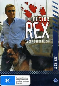 Inspector Rex-Series 11 [Import]
