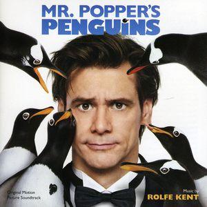 Mr. Popper's Penguins (Score) (Original Soundtrack)