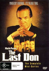 The Last Don [Import] , Danny Aiello