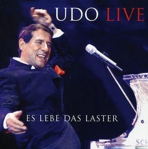 Es Lebe Das Laster Udo Live [Import]