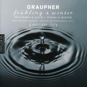 Partitas for Harpsichord 6: Spring & Winter
