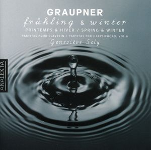 Partitas for Harpsichord 6: Spring & Winter