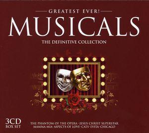 Greatest Ever Musicals /  O.C.R. [Import]