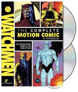 Watchmen: The Complete Motion Comics