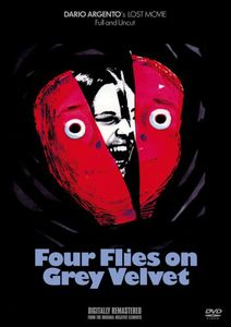 Dario Argento's Four Flies on Grey Velvet