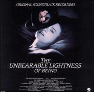 The Unbearable Lightness of Being (Original Soundtrack)