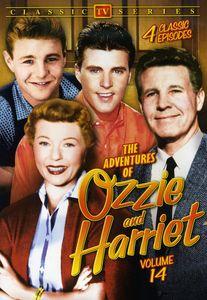 The Adventures of Ozzie & Harriet: Volume 14