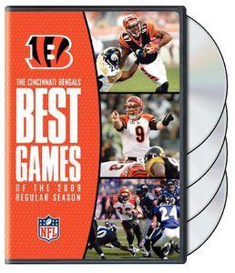 The Cincinnati Bengals: Best Games of the 2009 Regular Season
