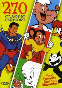 Popeye, Superman and More