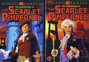 The Adventures of the Scarlet Pimpernel: Volumes 1 & 2