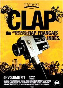 Vol. 1-Clap: Clips de Rap Francais [Import]