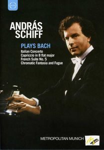 Schiff Plays Bach