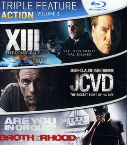 Action Triple Feature: Volume 1
