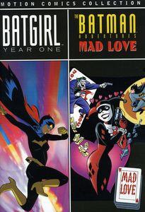 Batgirl: Year One and Batman ADV - Mad