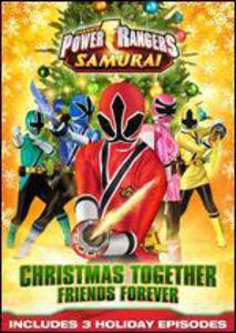 Power Rangers: Samurai Christmas Together, Friends Forever
