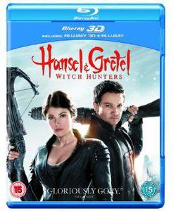 Hansel & Gretel: Witch Hunters (2D+3D) [Import]