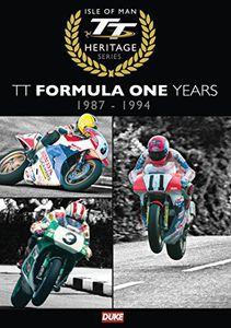 Isle of Man TT Formula One Highlights 1987-1994