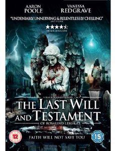 Last Will & Testament [Import]