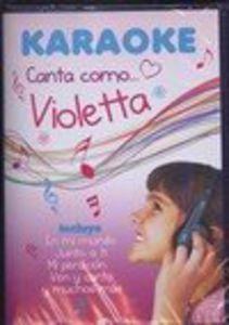 Canta Como Violetta [Import]