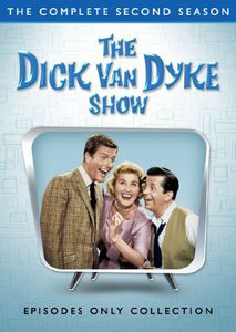 The Dick Van Dyke Show: Season Two (Episodes Only)