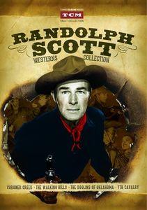 Randolph Scott Western Collection