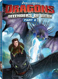 Dragons: Defenders of Berk Part 2