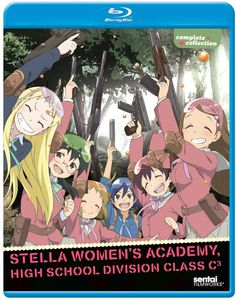 Stella Women's Academy: Complete Collection