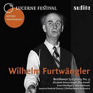 Wilhelm Furtwangler Conducts Beethovens Sym 9