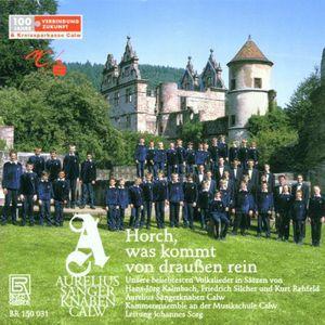 Horch Was Kommt Von Draussen Rein: German Folksong