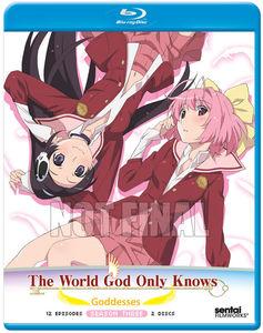 World God Only Knows Goddesses