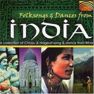 Folksongs & Dances of India