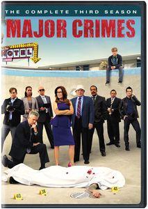 Major Crimes: The Complete Third Season