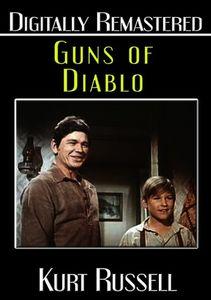 Guns of Diablo , James Doohan