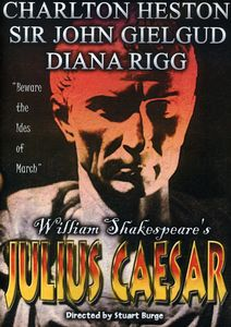 Julius Caesar With Charlton Heston Sir John Gielgu