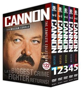 Cannon: The Complete Collection
