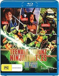 Teenage Mutant Ninja Turtles 3: Turtles in Time [Import]