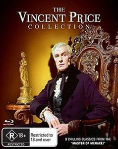 Vincent Price Collection (8 Blu-Ray) [Import]