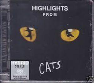 Highlights from Cats (1981 Original London Cast) (Original Soundtrack) [Import]