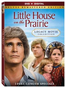 Little House on the Prairie: Legacy Movie Collection