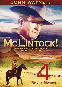 McLintock! (includes 4 Bonus Movies)