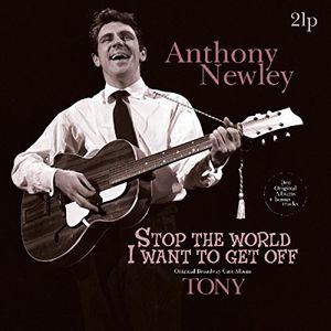 Stop The World /  Tony + Bonus Tracks [Import] , Anthony Newley