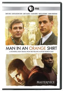 Man in an Orange Shirt (Masterpiece) , Julian Morris