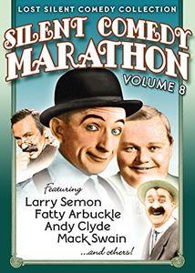 Silent Comedy Marathon: Volume 8