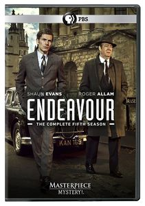 Endeauvor: The Complete Fifth Season (Masterpiece)