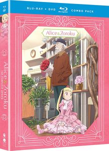 Alice And Zoroku: The Complete Series